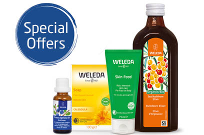 Weleda Special Offers