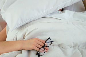 Top 10  tips for a restful natural sleep