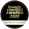 The Beauty Shortlist Beauty & Wellbeing Awards 2020