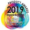 Organic & Natural Business Awards 2019