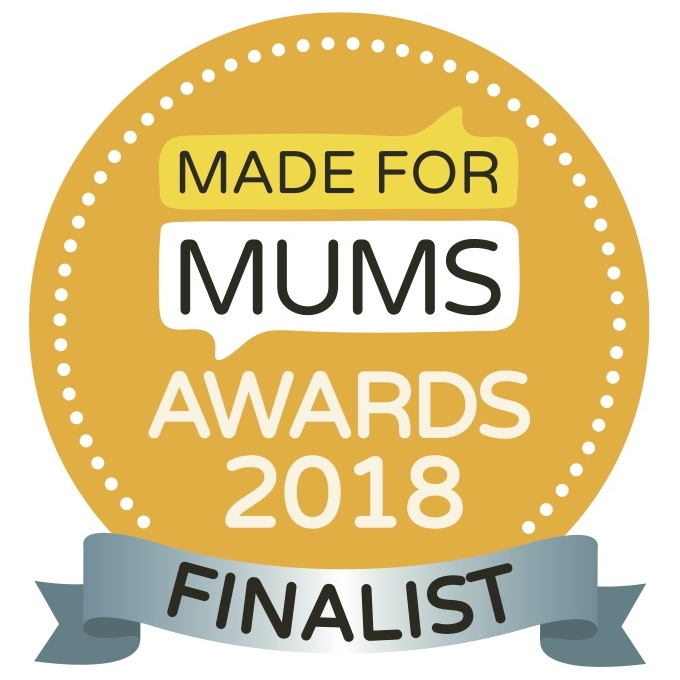 Made For Mums Awards 2018 Finalist - Perineum Massage Oil