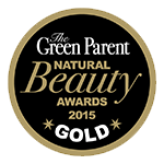 The Green Parent Natural Beauty Awards 2015 - Gold