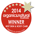 Organic & Natural Business Awards 2014
