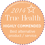 True Health Magazine Awards 2014