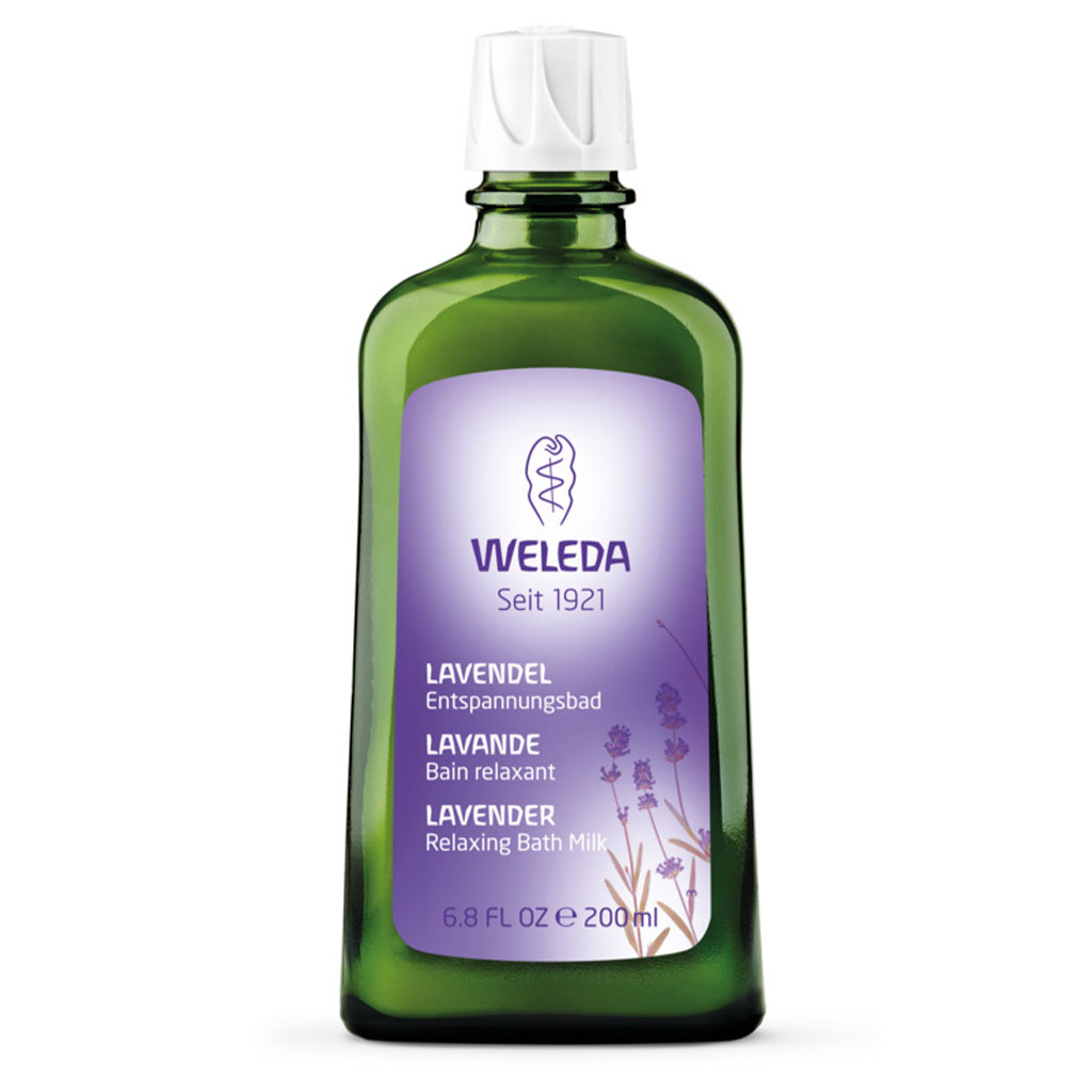 Lavender Relaxing Bath Milk 200ml