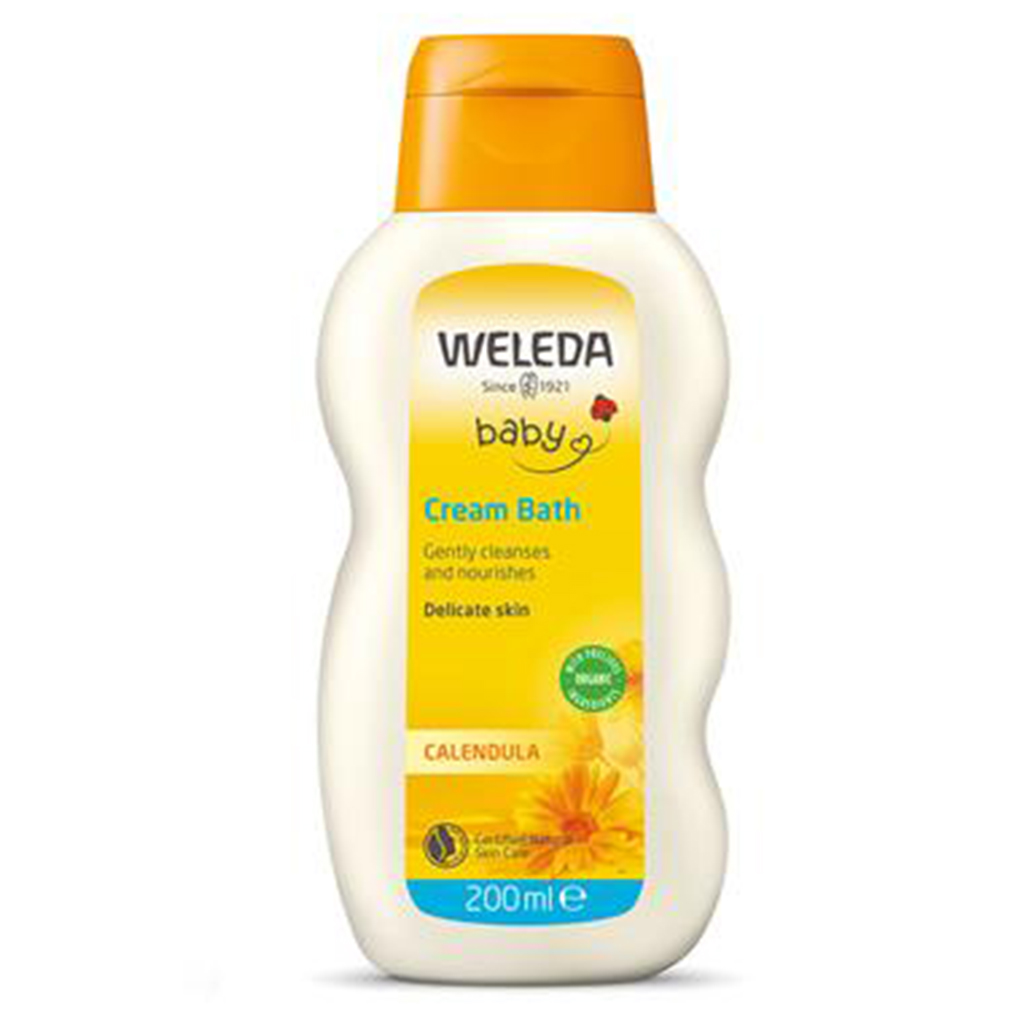 Calendula Cream Bath 200ml