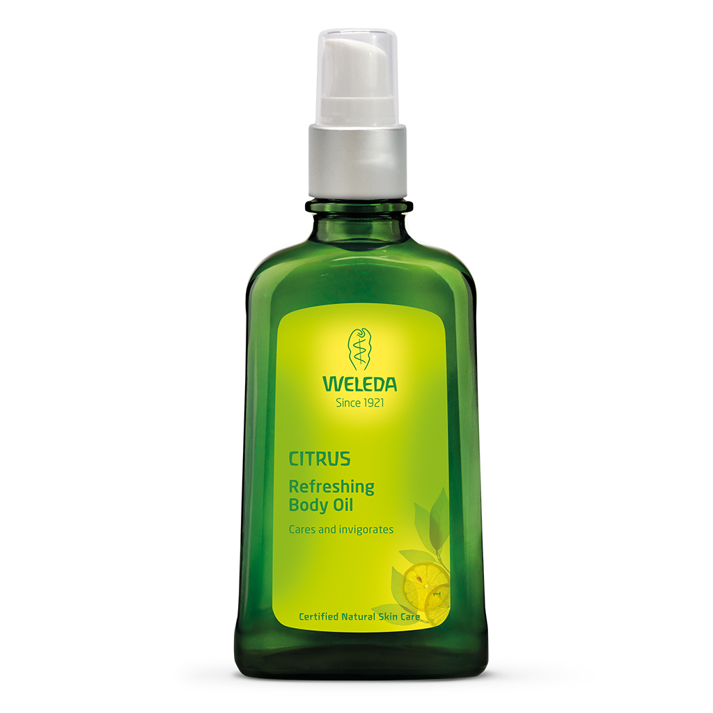 Citrus Refreshing Body Oil 100ml