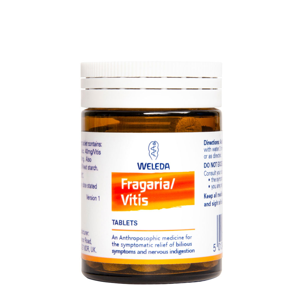 Fragaria/Vitis 80 Tablets