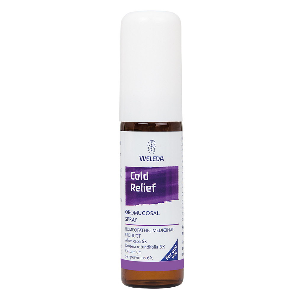Cold Relief Oral Spray