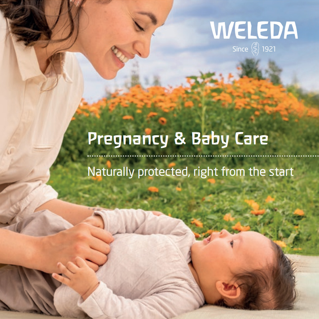 Pregnancy and Baby Booklet