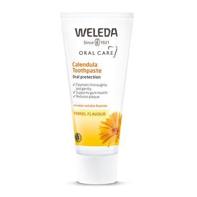 weleda baby toothpaste