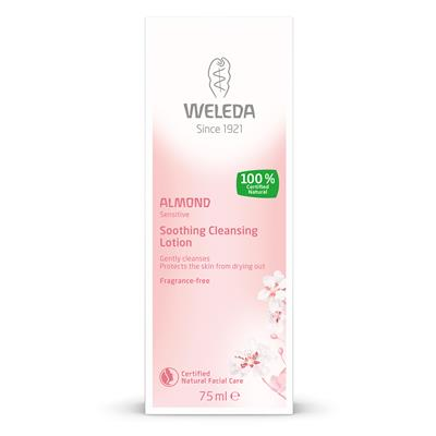 Almond Soothing Cleansing Lotion 75ml