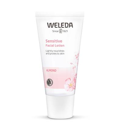 Weleda Almond facial lotion