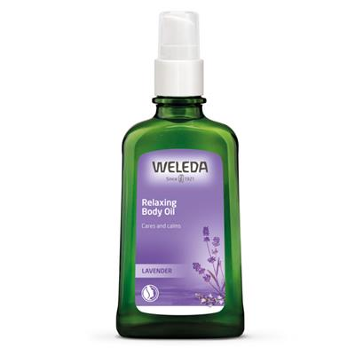 Lavender Relaxing Body Oil 100ml