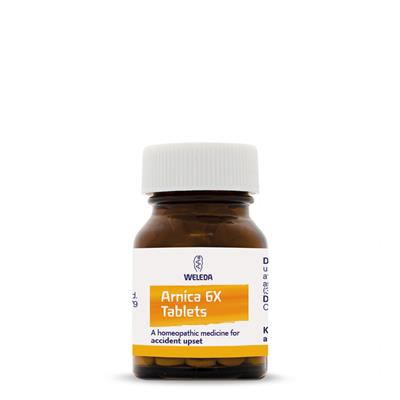 Arnica 6X Tablets