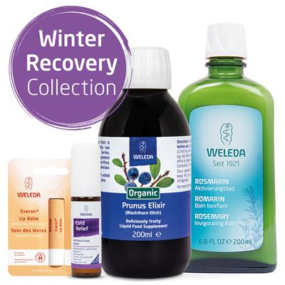 Winter Recovery Collection