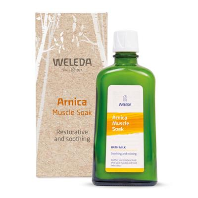 Arnica Bath Milk Gift Sleeved