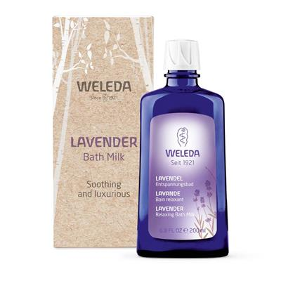 Lavender Bath Milk Gift Sleeved